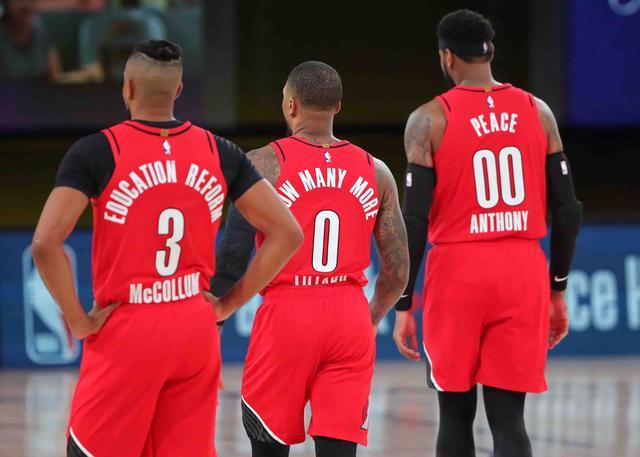 利拉德:我們三人外線16投0中是沒機會贏球的_NBA中國官方網站