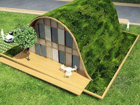 好配套不如好环境 公园式绿色建筑备受追捧