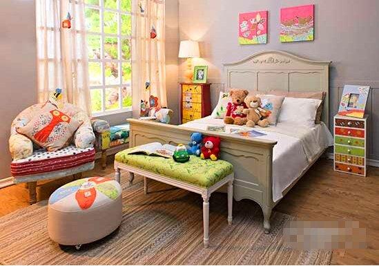 创意儿童房搭配 让灵感陪伴孩子成长