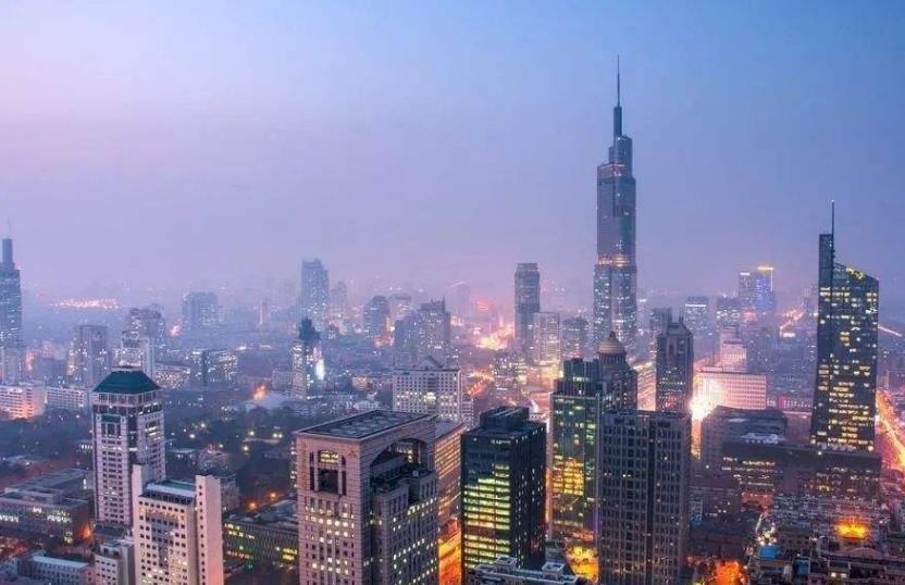 南京:努力建设首位度高的省会城市 以大担当布局高质量发展