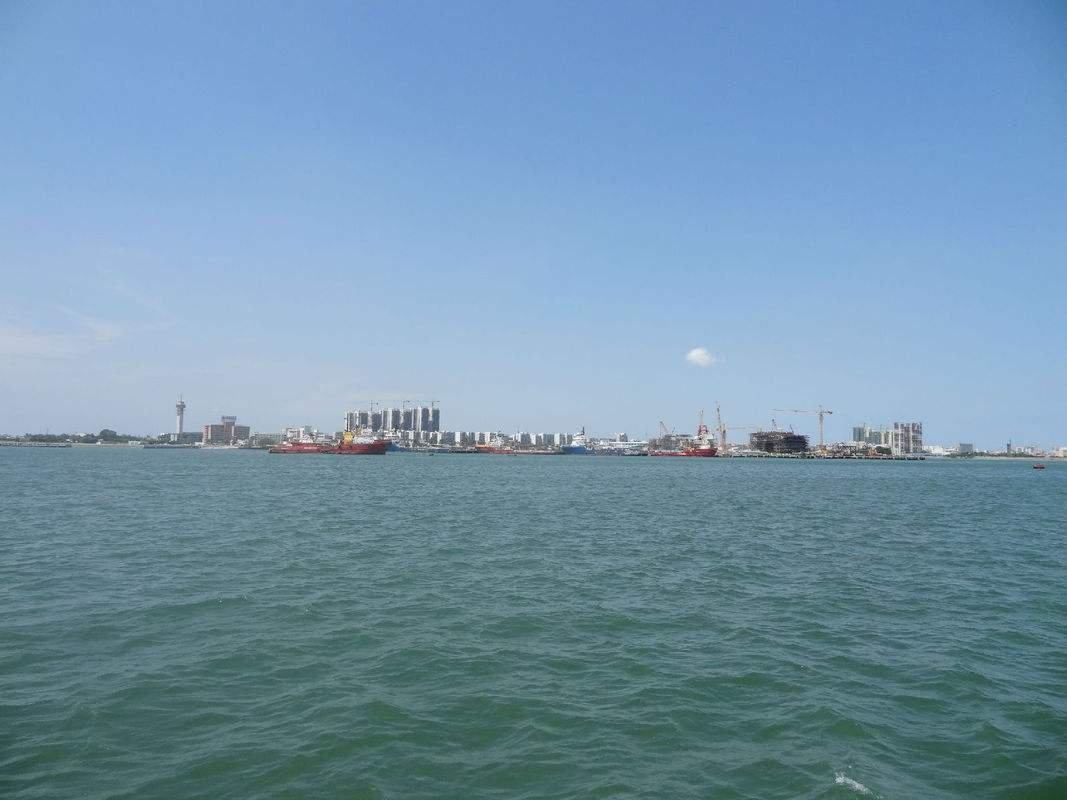 """湛江努力建设北部湾中心城市 实现""""三年初见成效""""目标"""