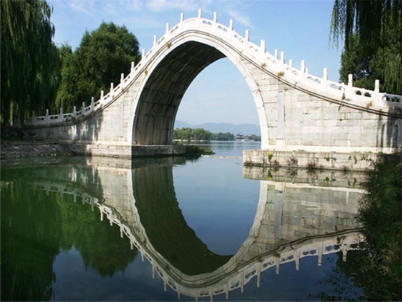 北京市核心景区开启29条单向游园线
