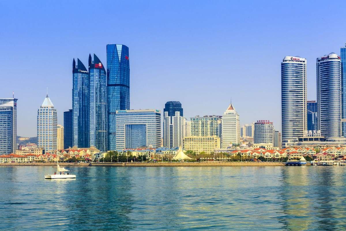青岛基本建立三城联动格局 城市总体规划目标基本实现