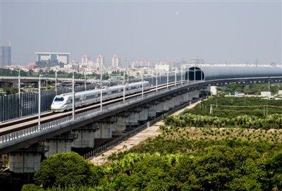 阳江、茂名、湛江将融入珠三角经济圈