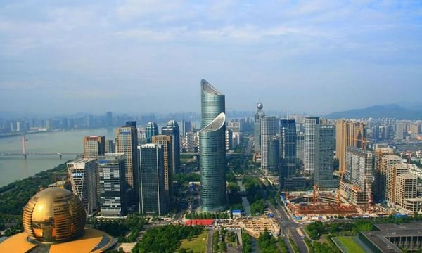"""杭州""""拥江发展""""城市战略落地实施 拥江入怀几多精彩待书写"""