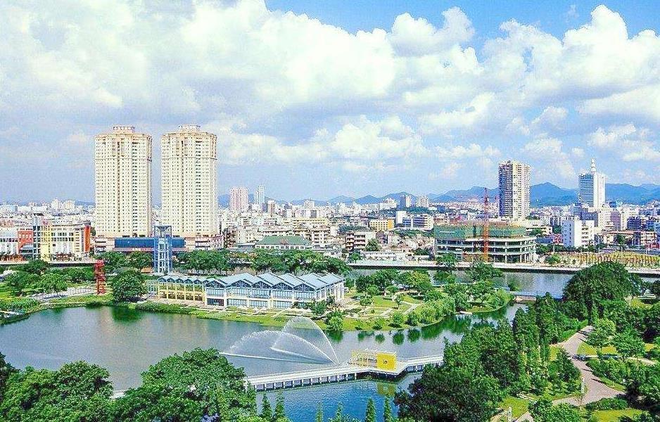 中山完善城市规划加强生态保护