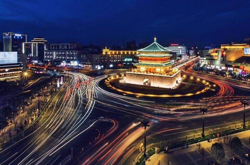 西安:加快国家中心城市建设 推动高质量发展