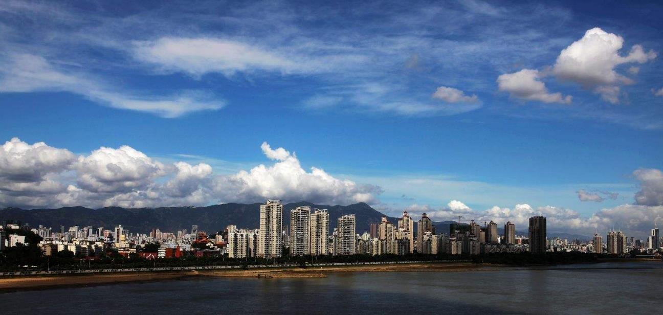 """数字技术智""""惠""""福州 让城市运行更聪明更高效"""