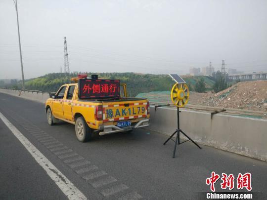 """河南高速交警推出""""叫醒服务""""防司机疲劳驾驶"""