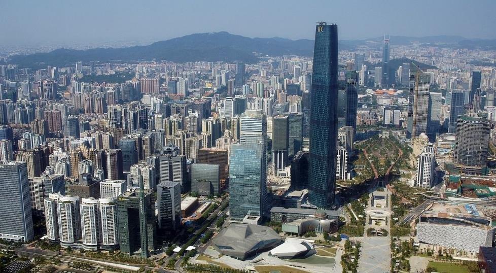 """粤港澳大弯区风口下 广州""""拼抢""""新经济城市版图"""