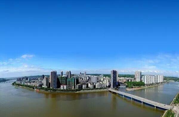 """成都简阳规划新增10座公园 5年变身""""花园城市"""""""