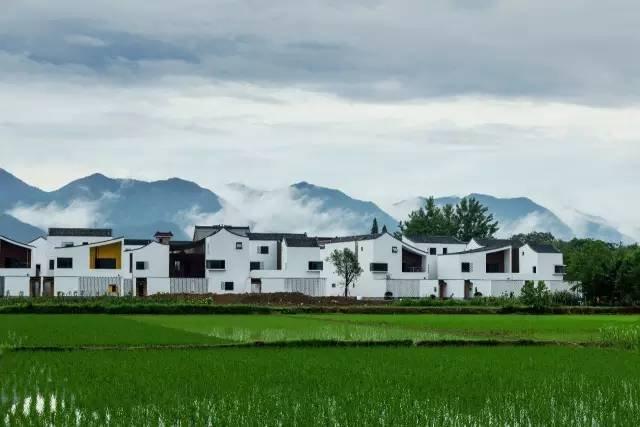 中国最美回迁房