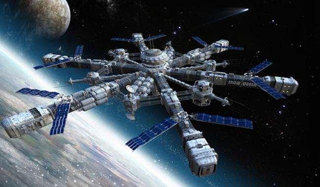 官方:中国将进入空间站时代 航天员正紧张备战