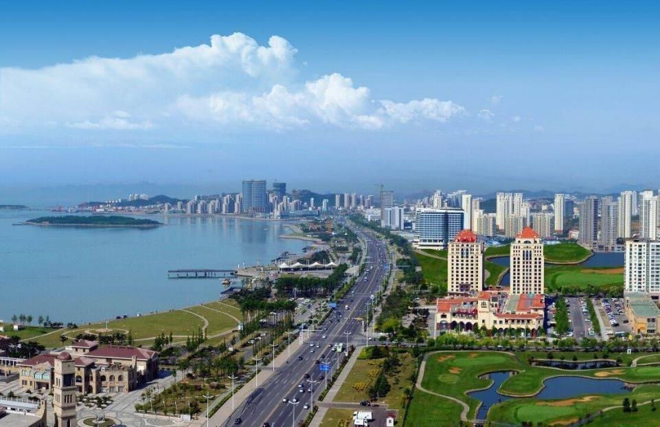 青岛西海岸加速形成经济发展新格局