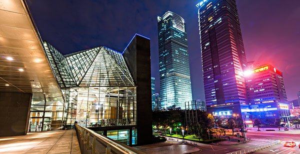 深圳着力打造全球城市
