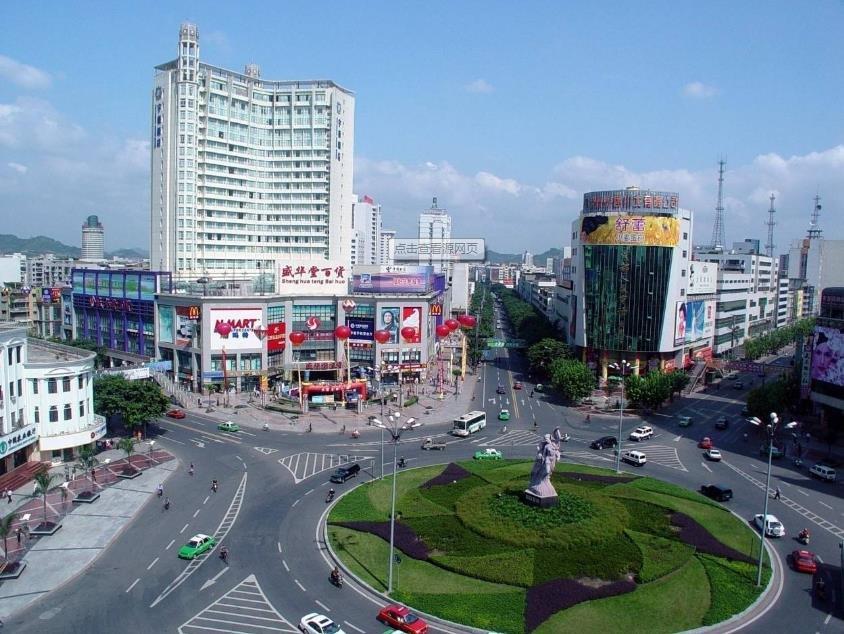 规划引领 多功能融合空间激发南充城市活力