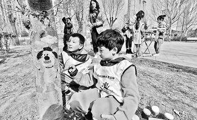 北京:植树节首推网上捐款60元尽责