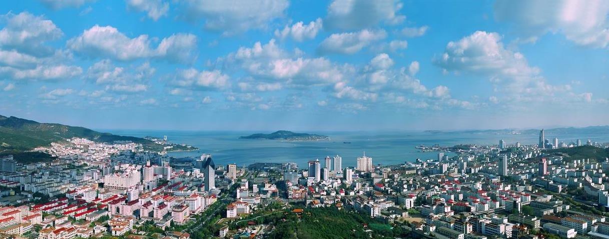 威海城市建设瞄准国际范儿 计划3年棚改5.4万户