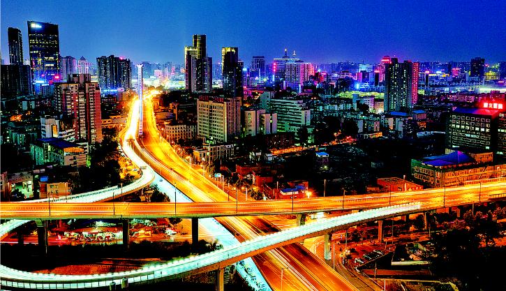 郑州:从小县城到特大城市