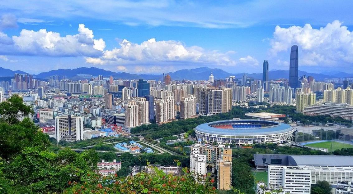 深圳按下科技创新快进键