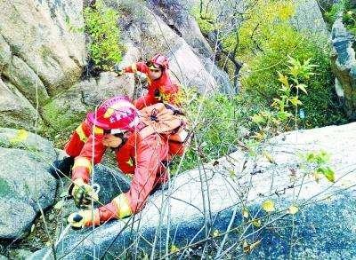 北京凤凰岭失联女子仍未找到 民间搜救暂告段落