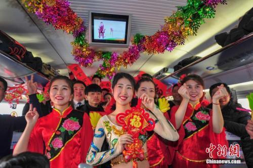 春运前10天铁路旅客近9000万人次 节前高峰来临