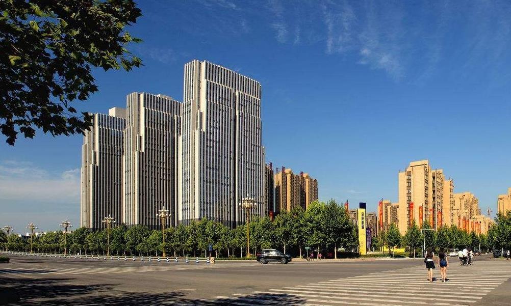 百城建设提质激发许昌市澎湃活力