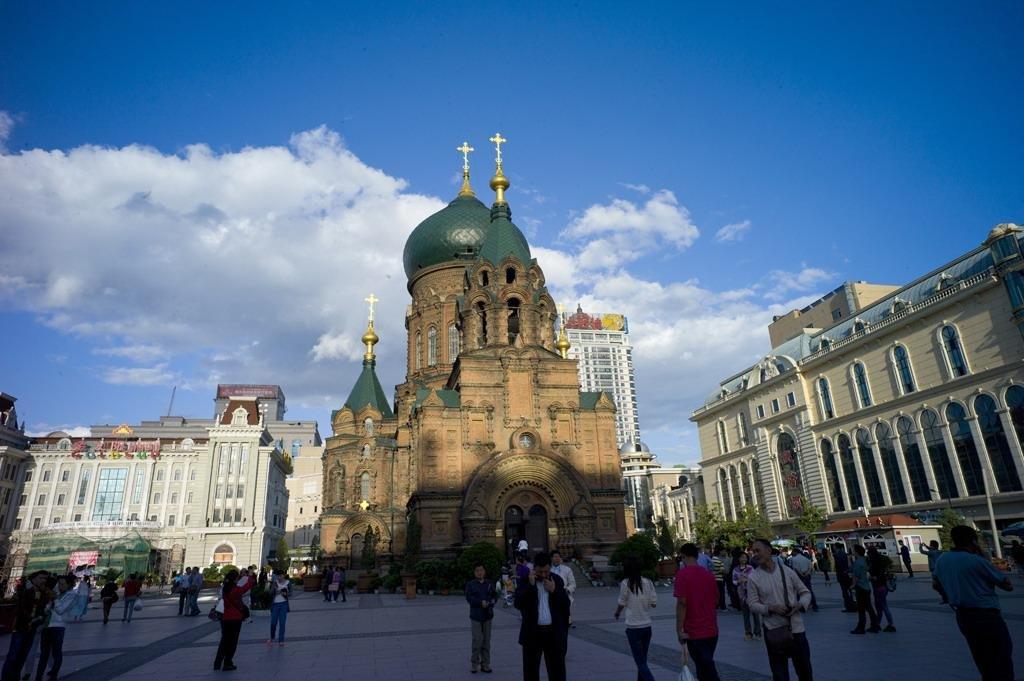 哈尔滨精准城市功能定位 加快推进优化布局区域统筹协调发展