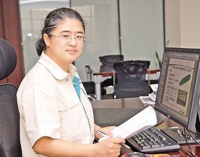 我国高铁装备业唯一的女总工程师:让中国高铁领跑世界