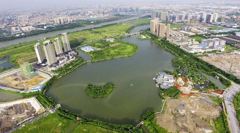 创建低碳试点区7年,禅城产业升级城市升值