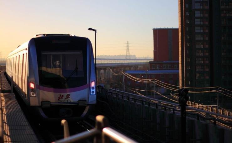 北京13号线将一分为二方便出行