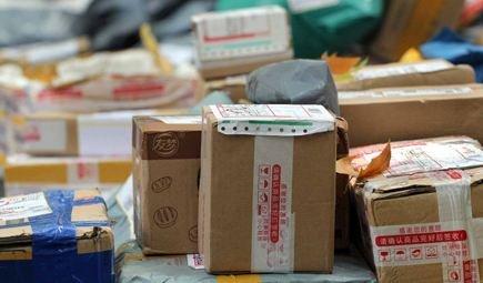 快递垃圾成不可忽视污染 一次性使用导致回收难