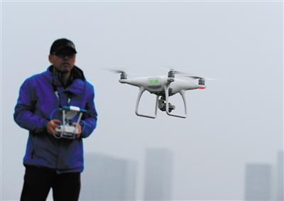 无人机登记系统今上线运行 逾期未注册视为非法行为