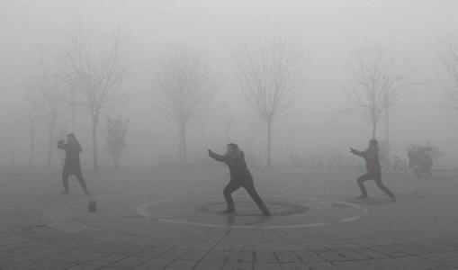 京津冀及周边超20个城市将现重度及以上污染