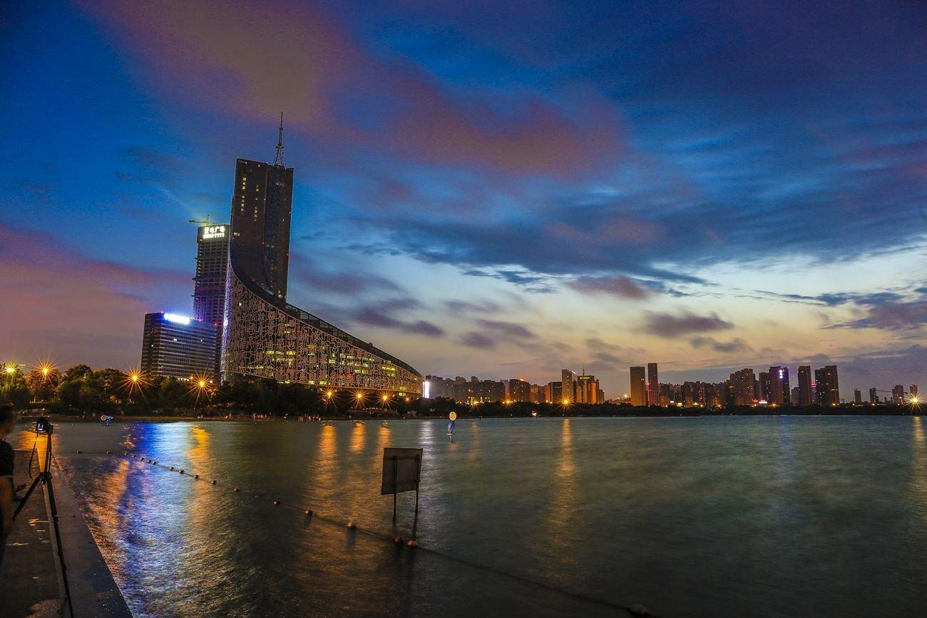 合肥:大湖名城 创新高地
