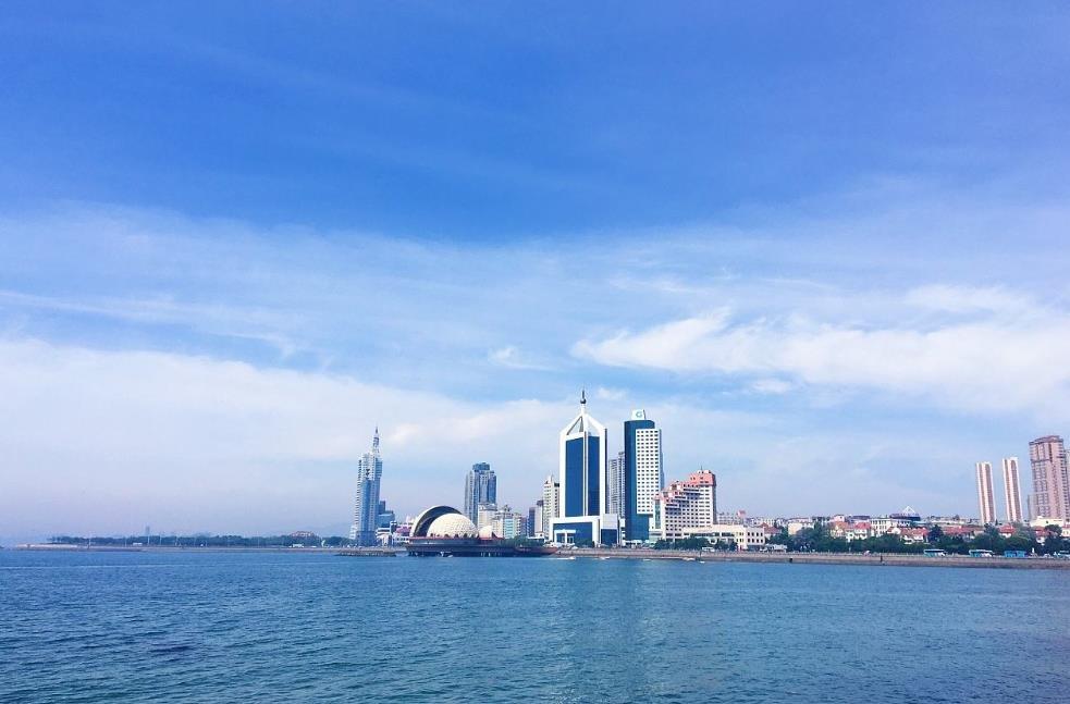 """青岛:打造全国首个""""绿色建设科技城"""""""