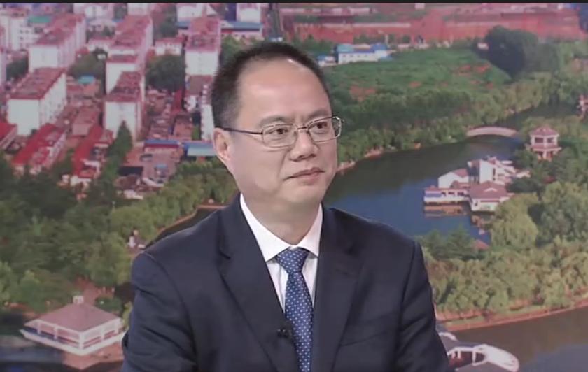 专访平度市市委书记张杰