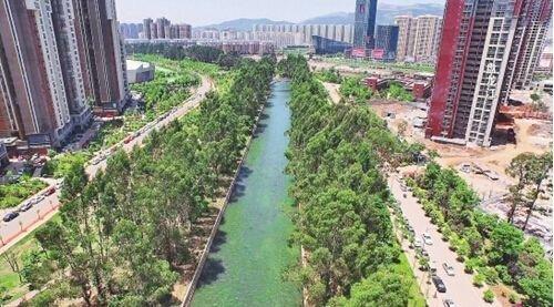 云南建成海绵城市27.57平方公里