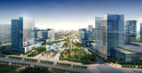 新�9an:�9�k�f�x�_陕西西咸新区:新方式描绘城市发展新图景