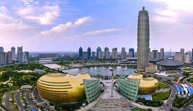 郑州市域建成区增长86.2平方公里 比一个金水区还大