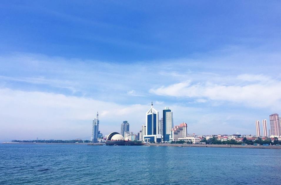 青岛城市环境总体规划发布 将构建通风廊道