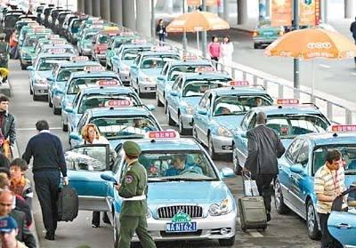 """广州出租车司机注意了!拒载两次就需""""回炉""""重考"""