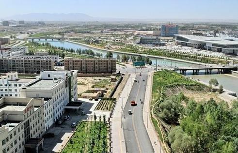 """青海德令哈市""""八招发力""""加快新型城镇化建设步伐"""