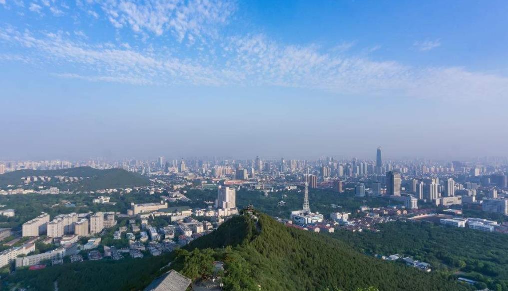 """山东济南:全力实施城市提升""""十大行动"""""""
