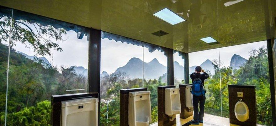 国家旅游局局长:厕所依据景区特点 不要奇形怪状