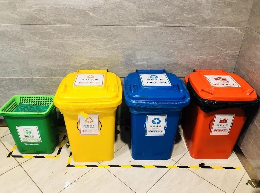 """杭州多举措倒逼源头垃圾分类 千张罚单""""罚""""出了什么"""