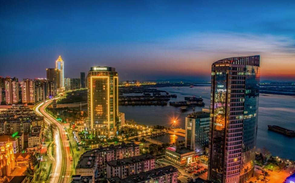 芜湖市全力打造现代化创新之城