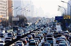 全国上半年出行哪个城市最堵?