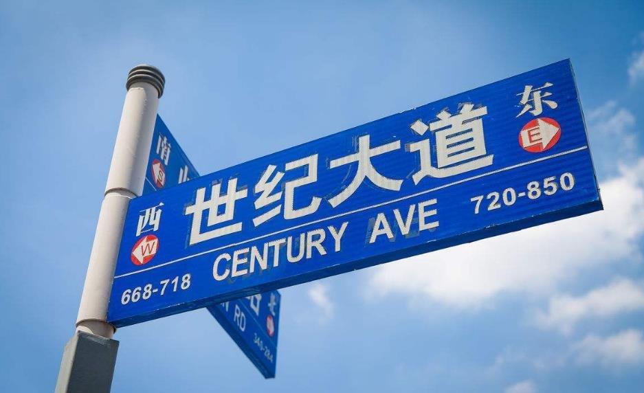 新式路牌现身深圳街头,市民想问:难道只为好看?