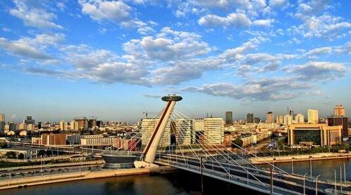 呼和浩特夯实城市基础设施 提升城乡宜居水平